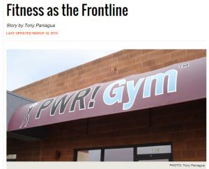 FitnessAtTheFrontlines