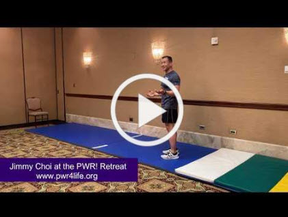 Jimmy Choi helping prevent serious falls with Tuck and Roll