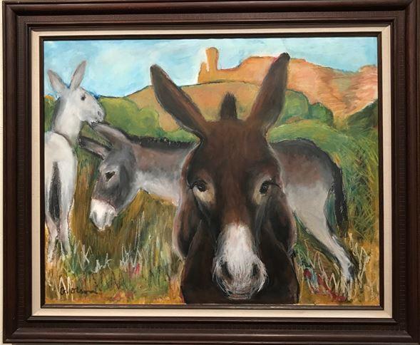 Ginny donkey